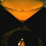 The Yellow Pepper Martini at Eighty Six