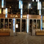 Dining at SUDA Thai Caf Restaurant