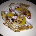 My Pancake Feast at The Botanist