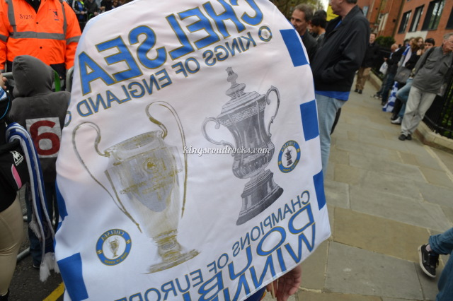 CFC's Victory Parade