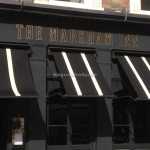 Supper at The Markham Inn