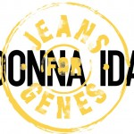 Taking Part in Donna Ida's London to Brighton cycle ride in aid of Jeans For Genes