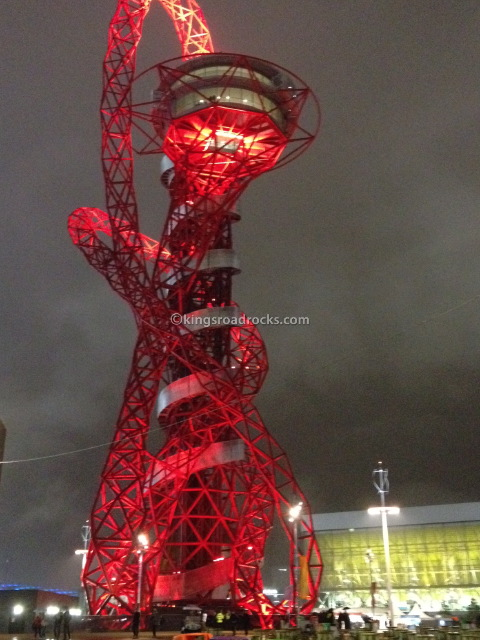 The Orbit at The Olympic Park