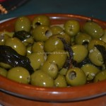 A Delicious Night by Olives From Spain