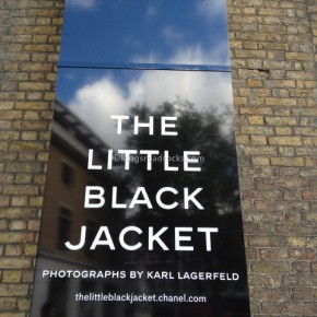 Little Black Jacket at Saatchi Gallery