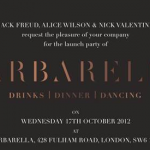 Barbarella's Relaunch!