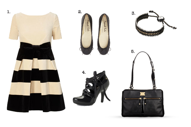 Black Velvet Cocktail Inspired Fashion Outfit