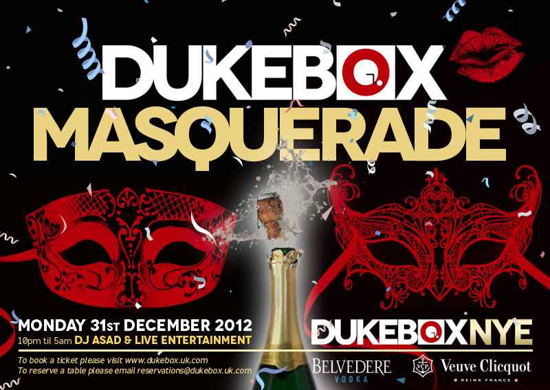 Dukebox New Year's Eve