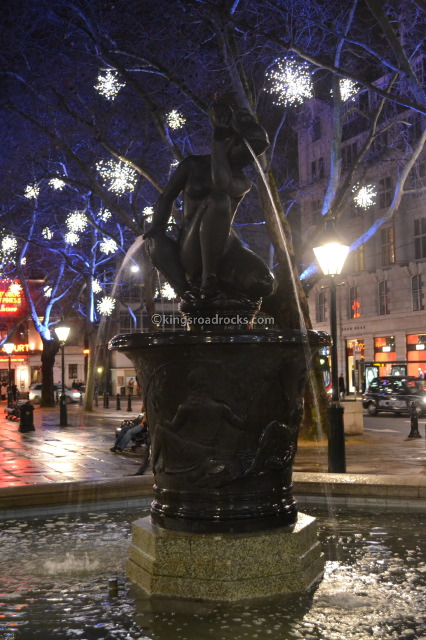 Sloane Square Christmas Lights