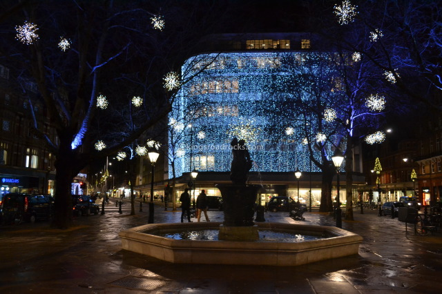 Sloane Square Lights - Other Side