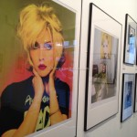 'Debbie Harry Queen of Punk: Portraits by Brian Aris' at Proud Chelsea