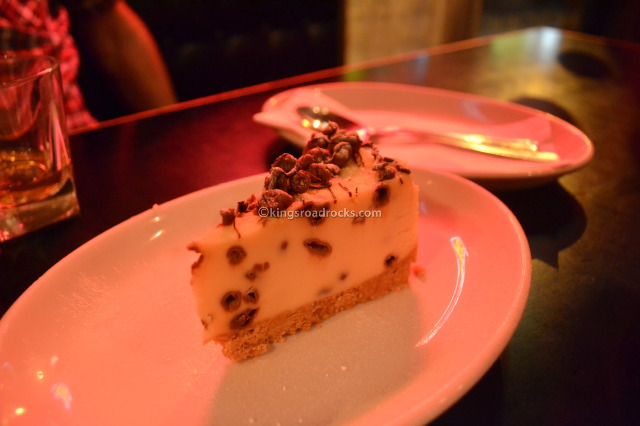 Honeycomb Cheesecake