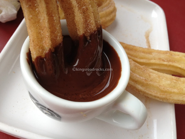 Churros - Wahaca