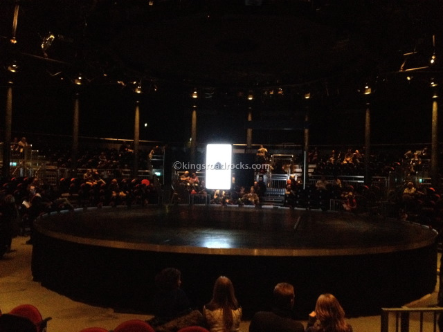 The Roundhouse - Robert Lepage