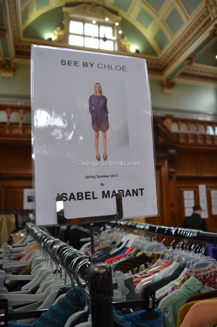 Designer Sales UK at Chelsea Old Town Hall