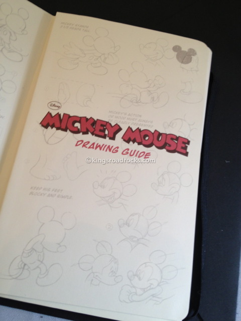 Mickey Mouse Notebooks by Moleskine