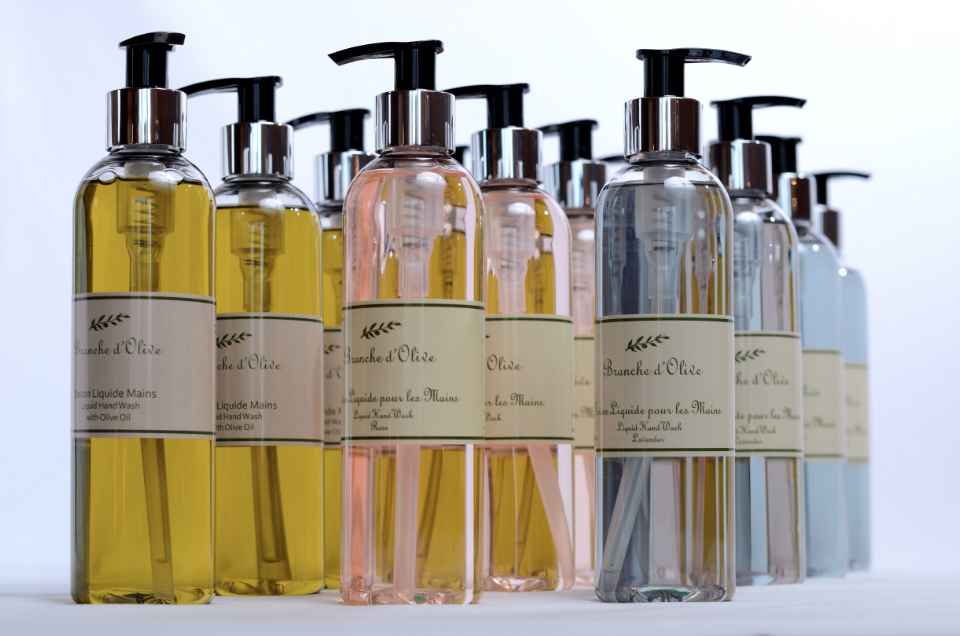 Branche d'Olive hand wash