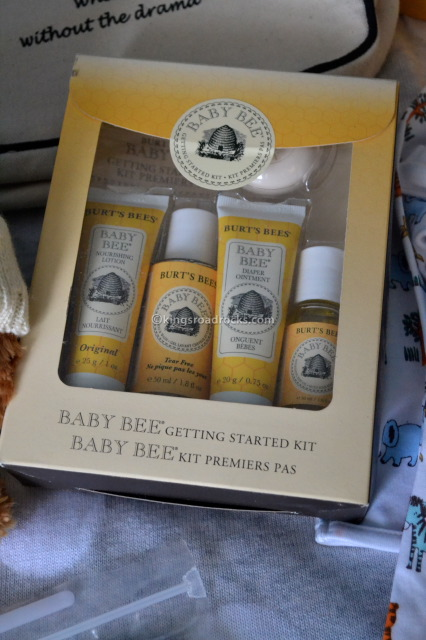 Burts Bees -  Getting Starter Kit