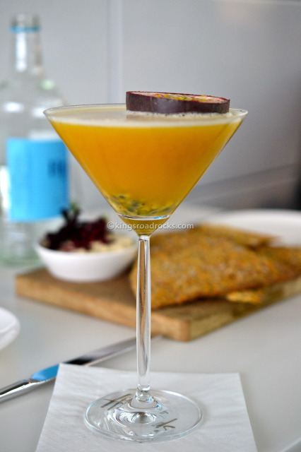 Harrods - Passion Fruit Martini