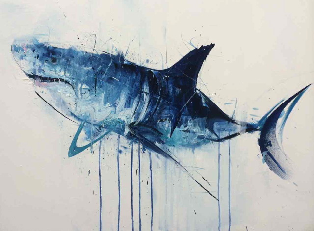 Dave White, Great White Shark