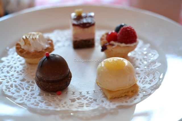 La Brasserie Afternoon Tea