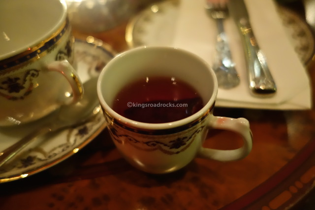 Mr Fogg's Tipsy Tea