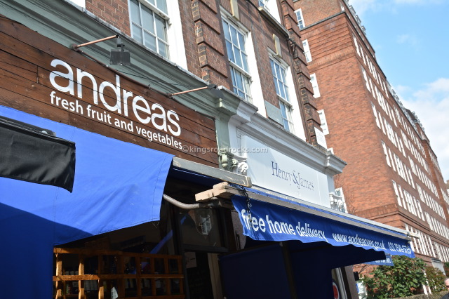 Adreas - Fruit and Vegetables in Chelsea