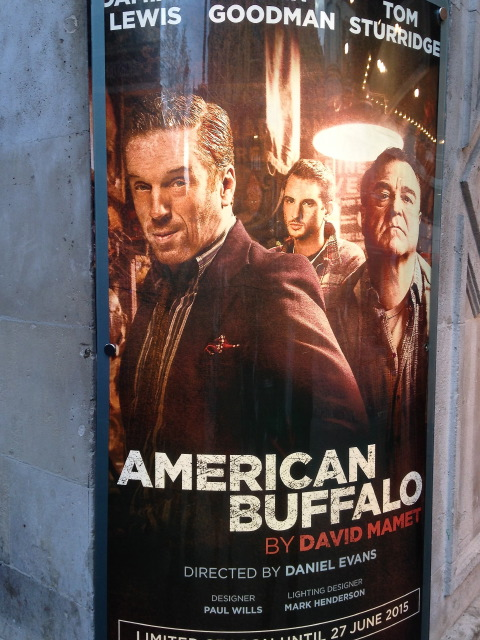 American Buffalo at Wyndham's Theatre