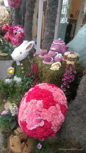 Chelsea in Bloom 2015