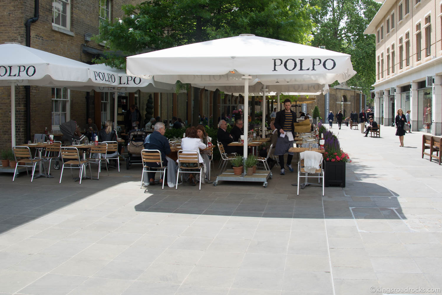 Polpo Duke of York Square King's Road Chelsea