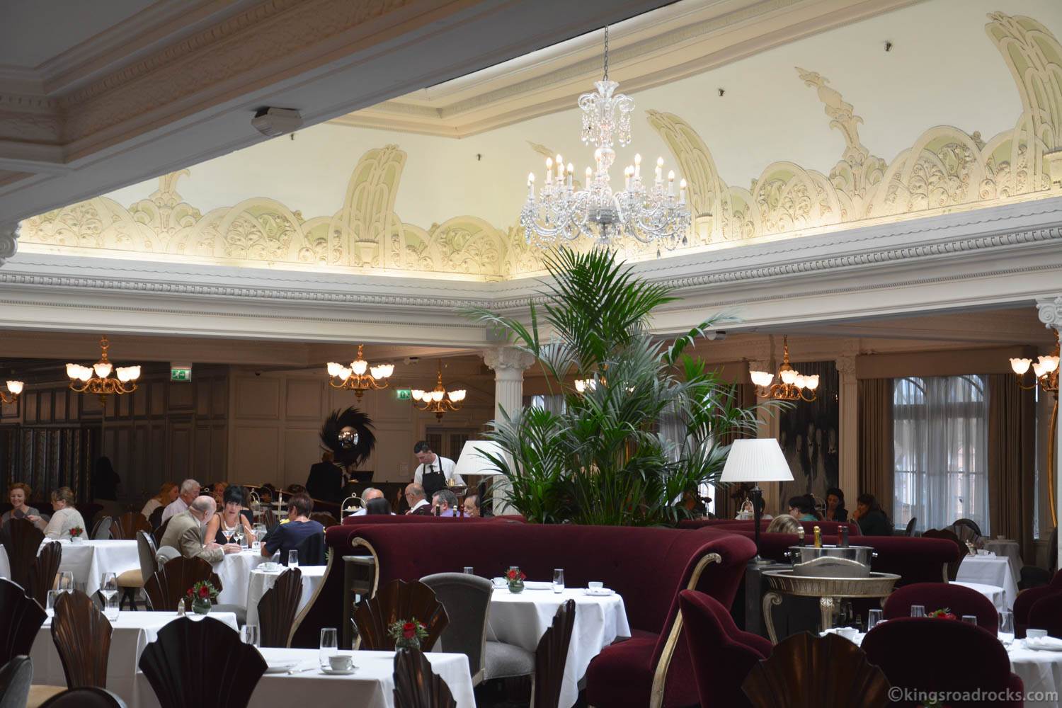 The Georgian Restaurant, Harrods