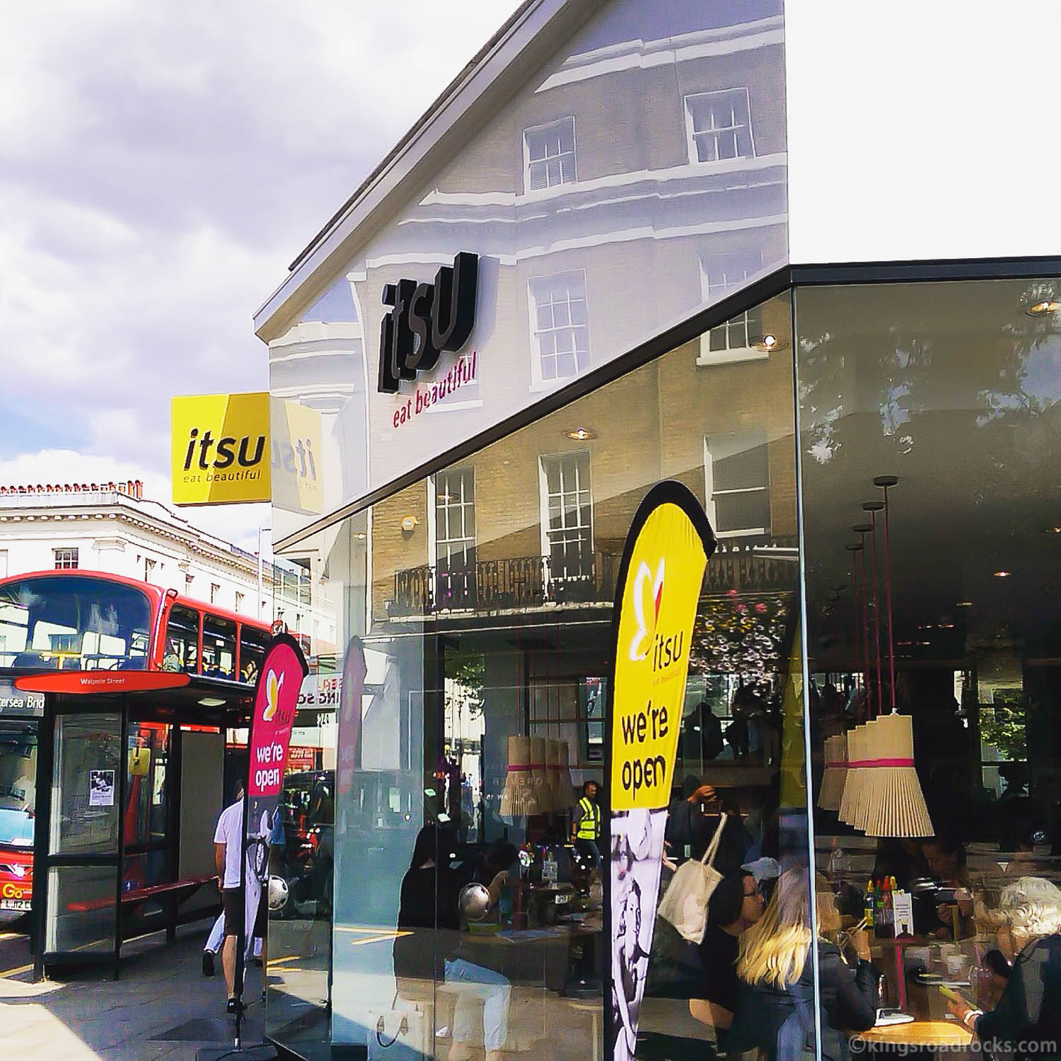 Itsu on King's Road