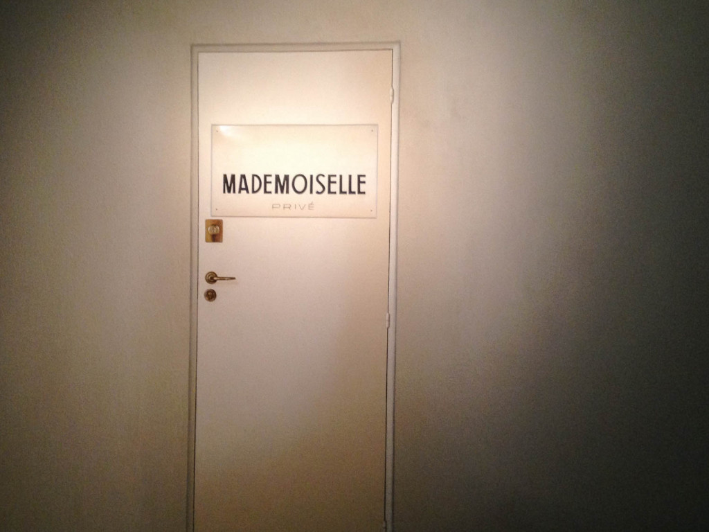 Mademoiselle Prive at Saatchi Gallery