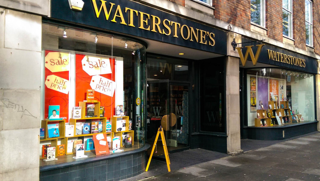 King's Road Waterstones