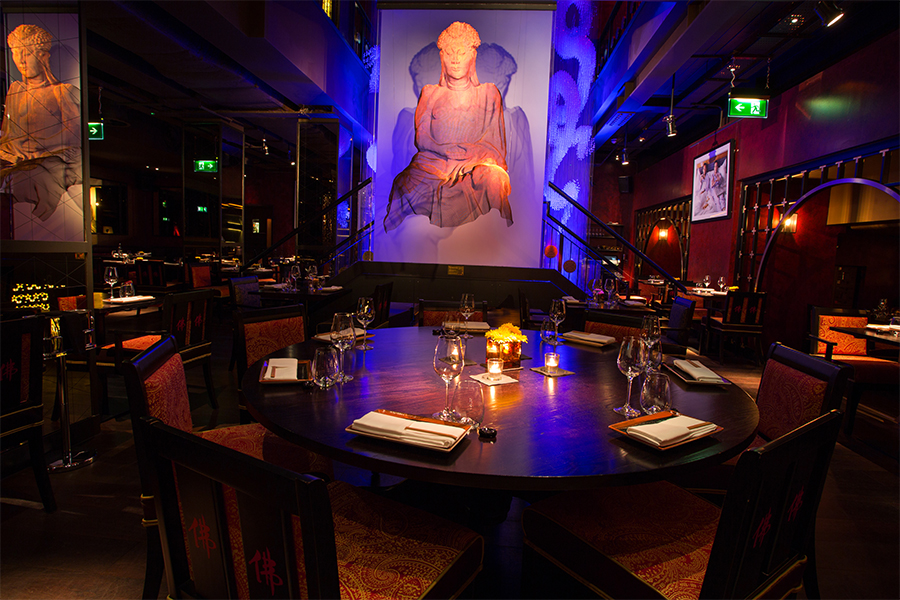 Restaurant London Belly Dancing Central London