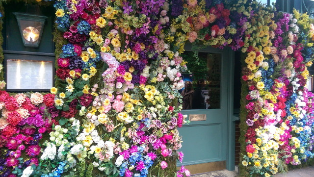 Chelsea In Bloom King S Road Rocks